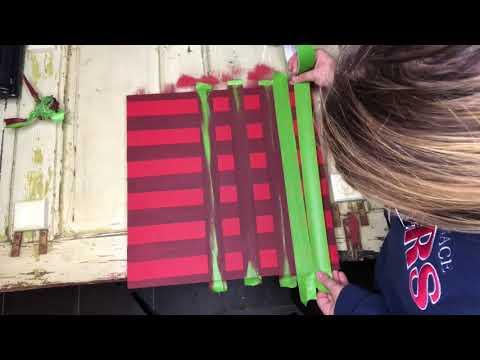 BUFFALO CHECK DIY
