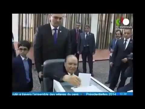 Résultats Elections Algérie 2014: OULAHLOU: Votez, Votez