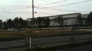 2011年3月11日 東北地方太平洋沖地震 発生時 運転中だった part 1