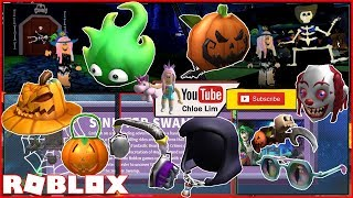 Roblox Sinister Swamp Gameplay! Obtenir 9 articles de plus Hallow's Eve Event! Avertissement fort!