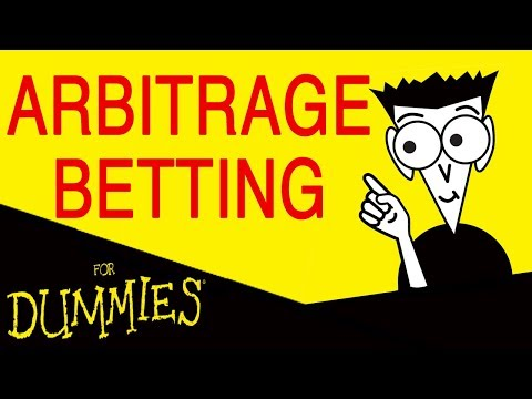 Arbitrage Betting for Dummies (Complete Noob Guide!)