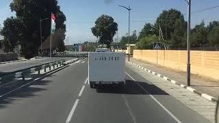 Русский дальнобойщик поехал Душанбе возвращение