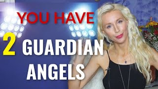 You have TWO Guardian Angels and How To Communicate With Them
