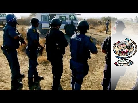 Should SA's Deputy President Face Murder Charges Over Marikana? (2014)