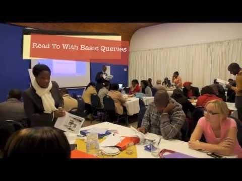 Breakthrough to English - UURC Instruction in Botswana