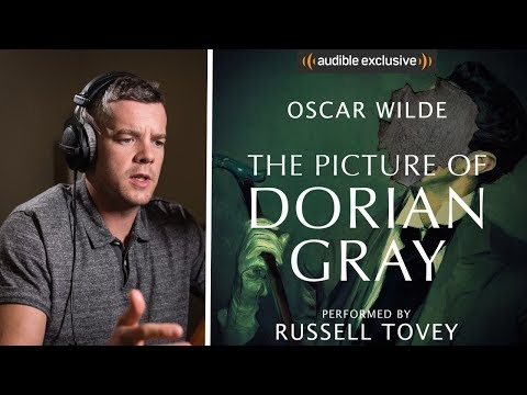 'The Picture of Dorian Gray'  Narrated by Russell Tovey