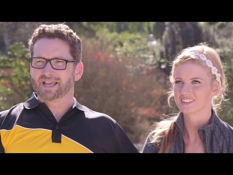 Rooster Teeth Interview - Amazing Race Season 28 (Burnie Burns & Ashley Jenkins)