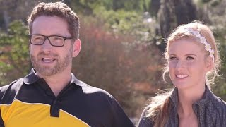 Rooster Teeth Interview - Amazing Race Season 28 (Burnie Burns & Ashley Jenkins)