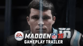 Madden 15 Gameplay | Official Trailer | E3 2014