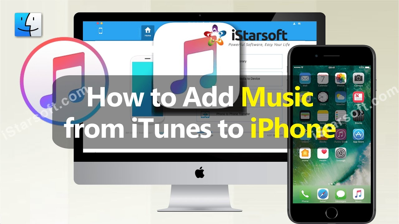 itunes add music to iphone how to add from itunes to iphone 17757