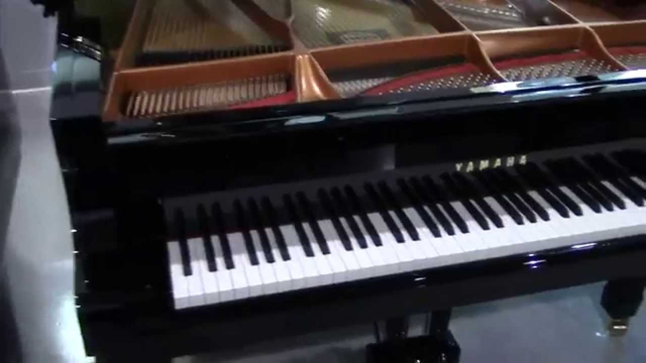 grand piano for sale 2010 yamaha c7 grand piano for sale youtube. Black Bedroom Furniture Sets. Home Design Ideas