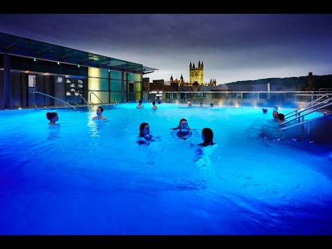 A Day in the Life of Thermae Bath Spa 2017