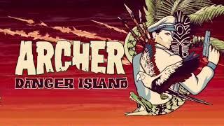 ARCHER SEASON 9 TEASER PROMO - ARCHER: DANGER ISLAND