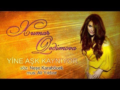 Xumar Qədimova - Yine Aşk Kaynıyor (Official Audio 2019)