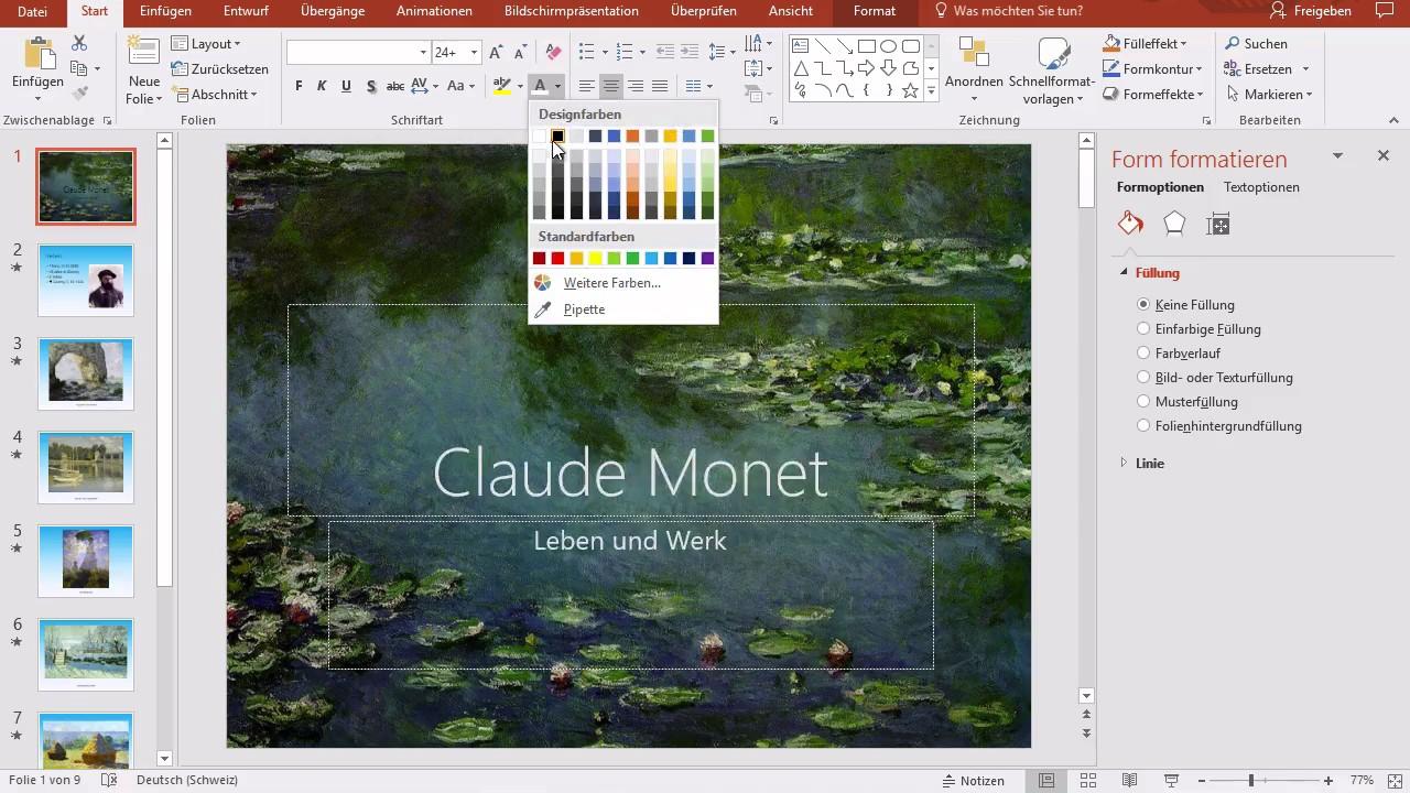 Titelfolien Layouts Powerpoint Vorlage Presentationload 6