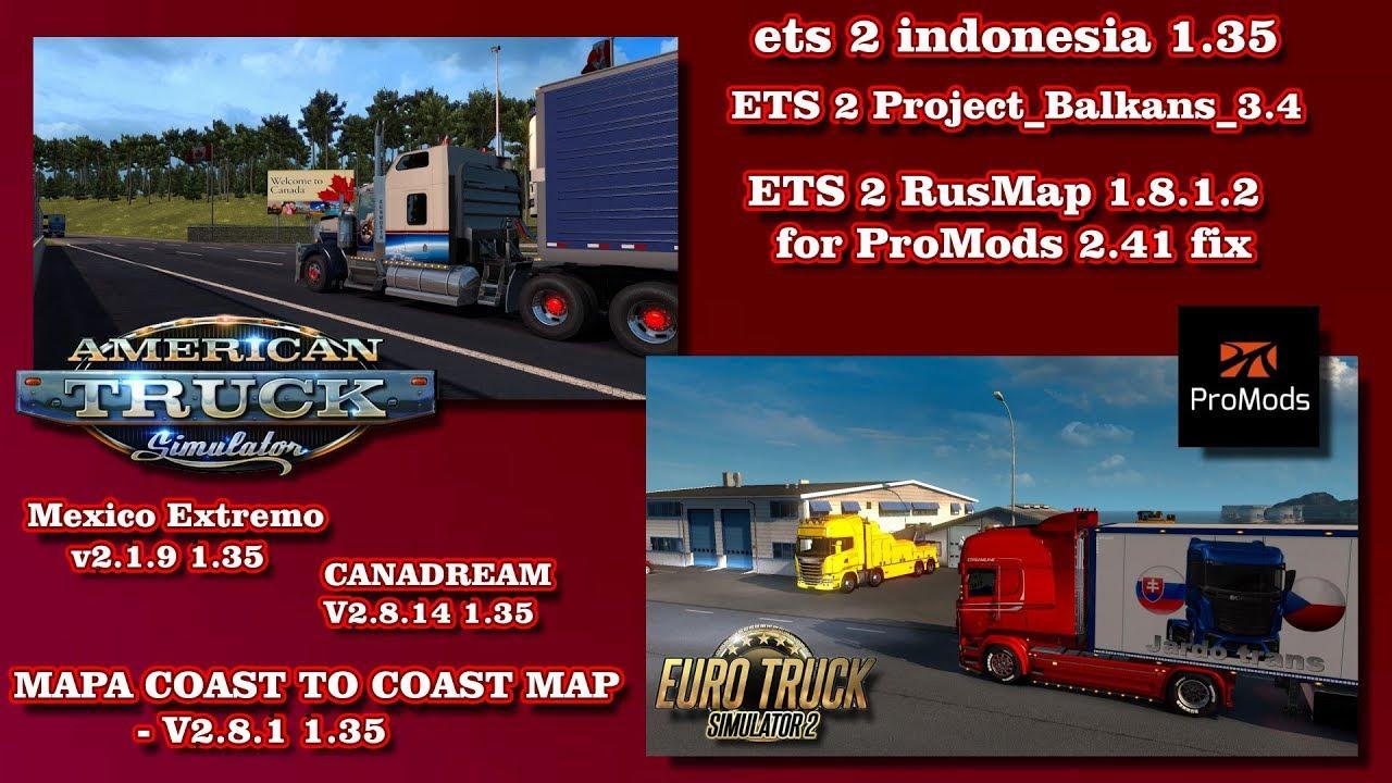 Live - Neplánovaný Livestream - American truck simulator / Euro truck  simulator 2 ProMods