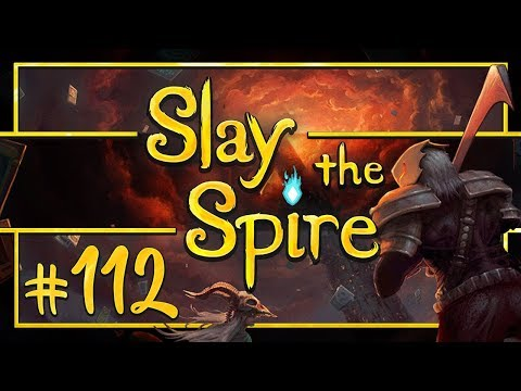Let's Play Slay the Spire: Silent Ascension Level 15 - Episode 112
