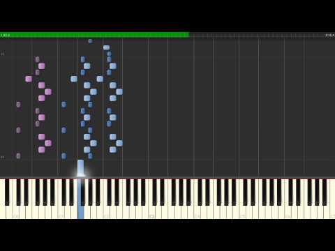 Vicinity Of Obscenity — System Of A Down, How To Play on Piano  Synthesia Tutorial