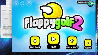 How To HACK Flappy Golf 2's Golden Eggs With Ihaxgamez (2019) (NOT PATCHED)
