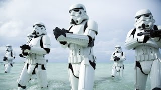 Изгой Один. Звёздные Войны. Истории - Русский трейлер #2   Премьера (РФ) - 2016