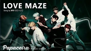 LOVE MAZE | BTS 방탄소년단 Piano Cover