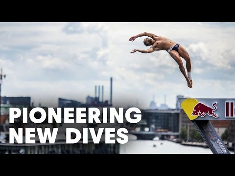 Pioneering New Dives - Red Bull Cliff Diving World Series 2015