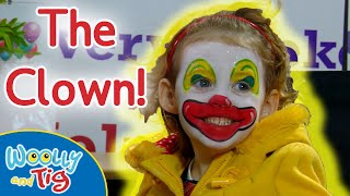 Woolly and Tig - The Clown | S1 • EP11 | Full Episode | Kids TV Show | Toy Spider