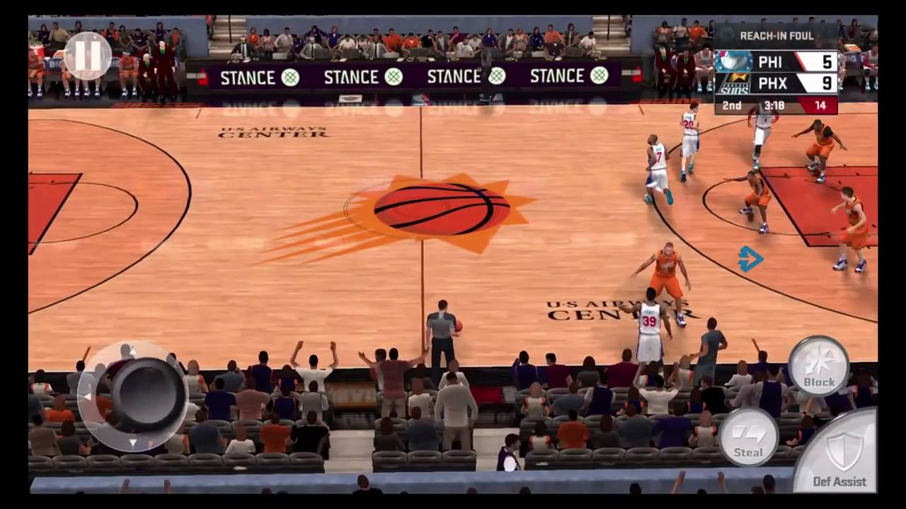 nba 2k17 2k games ios android hd gameplay trailer youtube