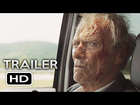 THE MULE Official Trailer (2018) Clint Eastwood, Bradley Cooper Crime Drama Movie HD