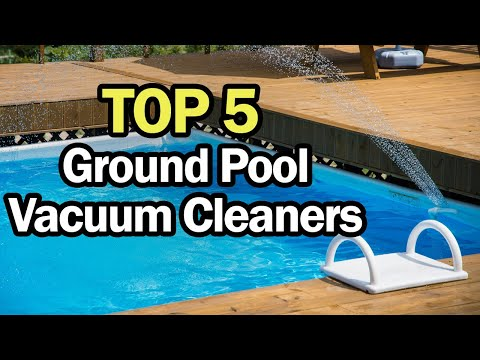 Best Above Ground Pool Vacuum Cleaners [Top 5 of 2019]