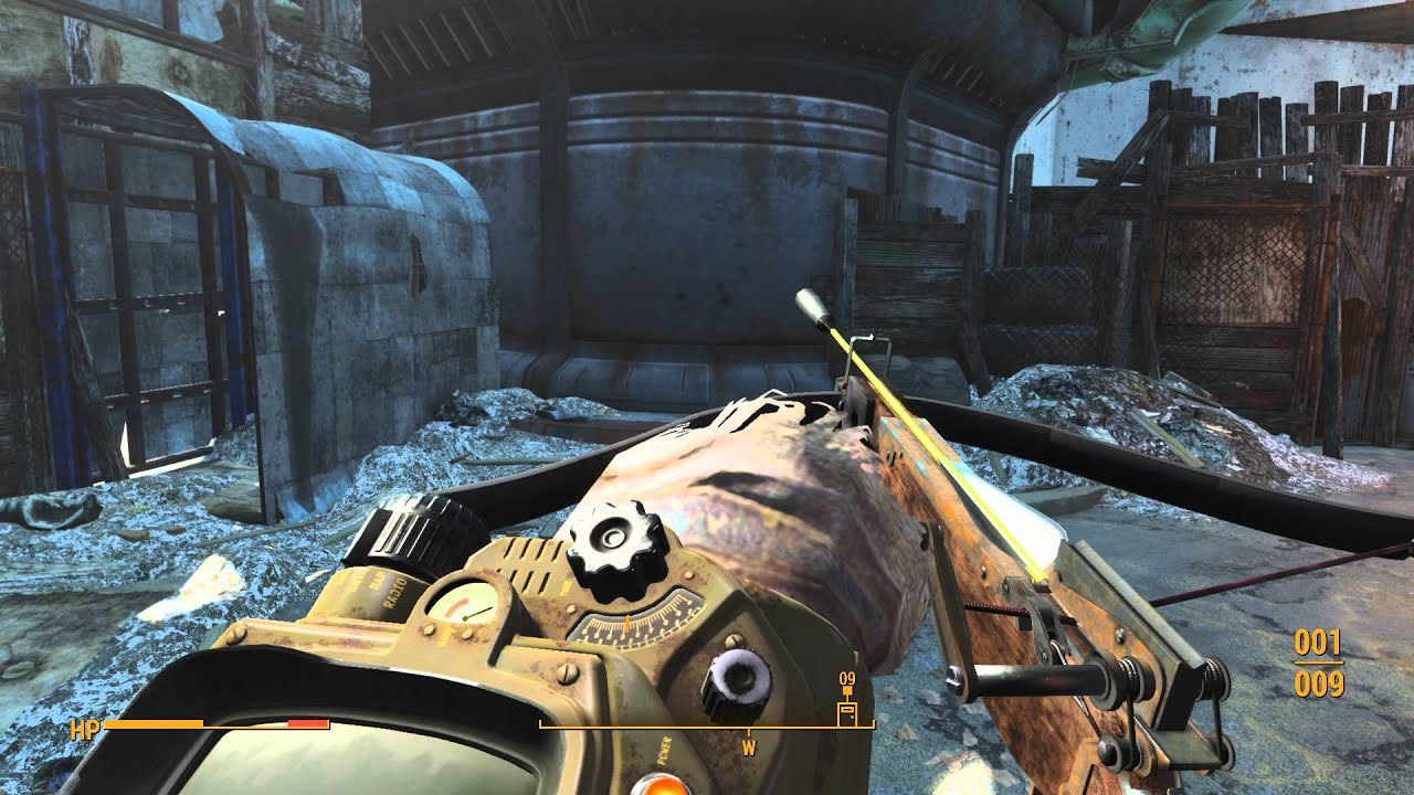 Eight Great Weapon Mods for Fallout 4 | Gallery of the Day
