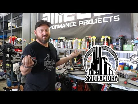 THE SKID FACTORY - Wiring a GM LS1 Engine Computer