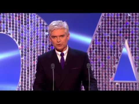 British Soap Awards 2012: Best Newcomer Natalie Gumede