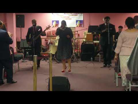 Karen & The Fellas -Have a Lil Faith (Chesapeake Va 4/22)