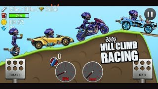 All Hill Climb Racing #2 Vehicles In Hill Climb Racing #1