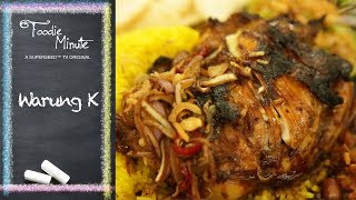FIVE-STAR Ayam Bakar! | Foodie Minute | EP 11 [A SuperSeed™ TV Original]