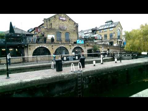 Guided walking tour of Old Camden Town, London, 5 December 2015