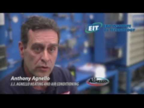Erie Institute of Technology - Anthony Agnello - RHVAC Technology
