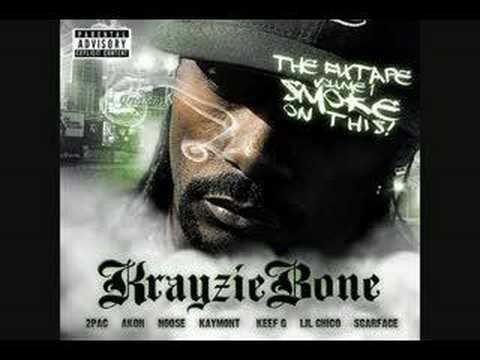 Krayzie Bone Feat. 2pac- N.I.G.G.A.