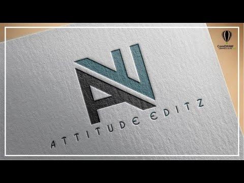Logo Design CorelDraw Tutorial | Creative Logo Design | The Logo Design Process
