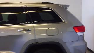 SILVER 2016 Jeep Grand Cherokee Limited Limited Review Sherwood Park Alberta - Park Mazda