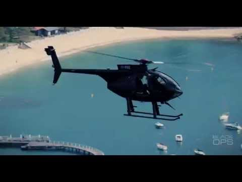 Black Ops Helicopters (Official Launch Video)