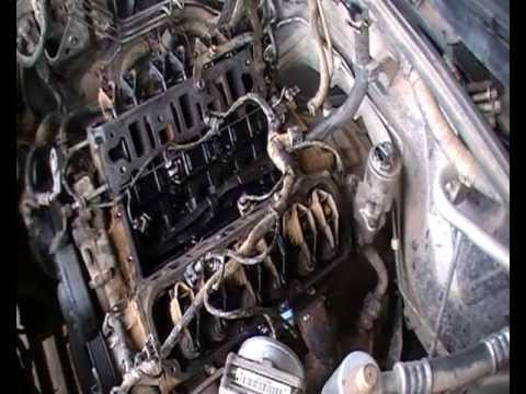 4 2 Vortec Engine Diagram Changing The Head Gasket On My Vx Commodore Part 2 Youtube