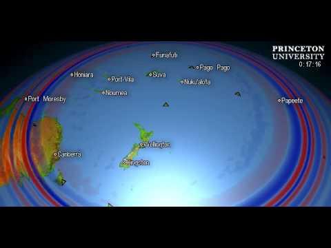 Magnitude 6.4 Quake, KERMADEC ISLANDS, NEW ZEALAND