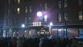 New Year's Eve Ball Drop in Seneca Falls .::. FingerLakes1.com 12/31/17 - 1/1/18 thumbnail
