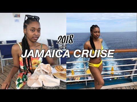 2018 CARNIVAL CRUISE: JAMAICA/CAYMAN ISLAND