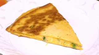 Лаваш (тортилья) с сыром