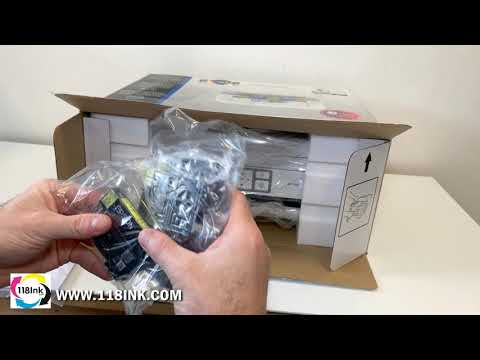 Epson Expression Home XP-355 Printer Unboxing / Review / Tips