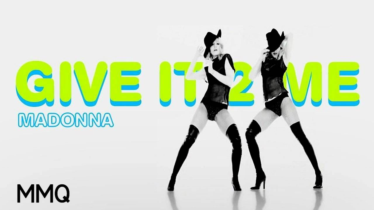 Madonna Give it 2 me (David Koh Club Mix)   - YouTube