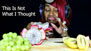 Baixar ASMR WITH SUBTITLES TRYING DRAGON FRUIT FOR THE FIRST TIME
